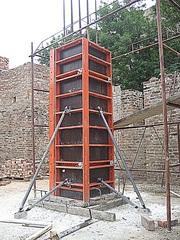 Опалубка строительная